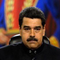Maduro pide ayuda a papa Francisco