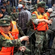 China: al menos 140 personas desaparecidas por un deslave en la provincia de Sichuan