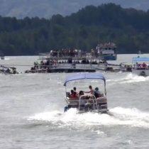 Colombia: lo que se sabe del hundimiento del barco con 170 personas a bordo que dejó al menos 6 muertos y 16 desaparecidos, en su mayoría turistas, en Guatapé