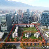 Declaran Monumento Nacional edificios sobrevivientes del emblemático proyecto habitacional de la UP en Las Condes