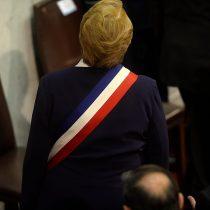 Adimark: tendencia al alza de aprobación de Bachelet marca últimos meses del gobierno