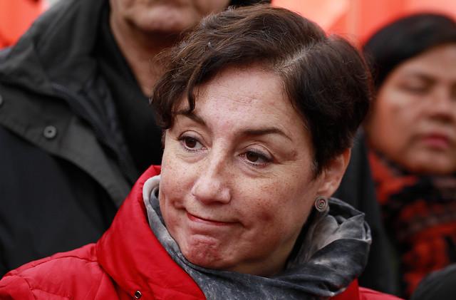 Beatriz Sánchez respalda excusa de los audios para bajar a Mayol y se blinda con argumento feminista