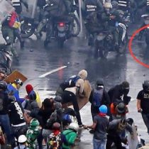 [VIDEO] Venezuela: Guardia Nacional dispara contra manifestantes asesinando a joven de 17 años