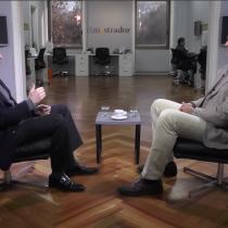 """La Mesa - Sergio Lehmann y el debate de las pensiones: """"La manera de legitimar el sistema debería apuntar a cuál ha sido su impacto en el desarrollo de Chile durante las últimas décadas"""""""