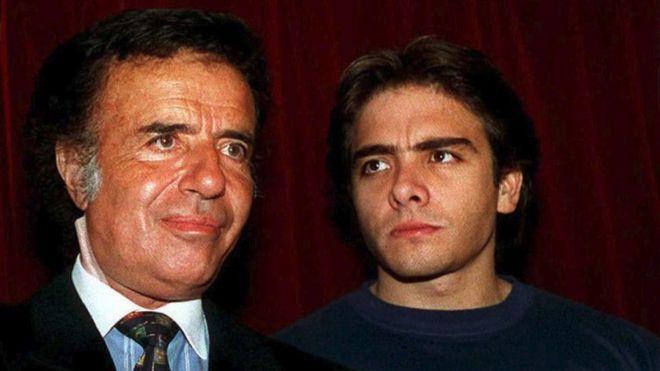 Por qué exhumaron a Carlos Menem junior y qué tiene que ver con el grupo islamista Hezbolá