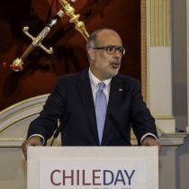 A la defensa de su legado: Valdés reconoce en Chile Day que