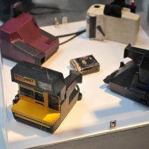Exposición Fotográfica y de cámaras Polaroids en casa central de la Universidad del Pacífico