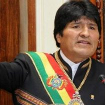 "Evo Morales usa otra vez Twitter para arremeter contra Chile: acusa ""revanchismo"""