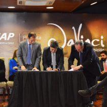 Grandes recreaciones de Da Vinci se presentarán gratuitamente en Concepción gracias al aporte de ENAP