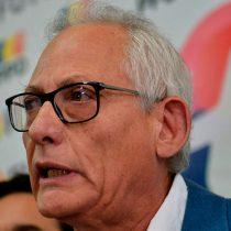 El presidente del PPD, Gonzalo Navarrete, descarta que se haya excluido a la DC de acuerdo parlamentario