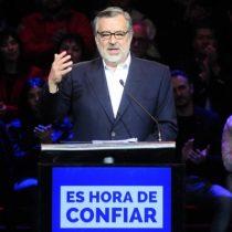 Guillier muestra las cartas de su plan para crecer: apostar a una nueva economía que no dependa de las exportaciones de cobre
