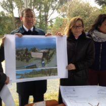 Gobierno entregó terrenos fiscales para la creación del futuro Museo Monte Verde y el Parque Urbano de Puerto Montt
