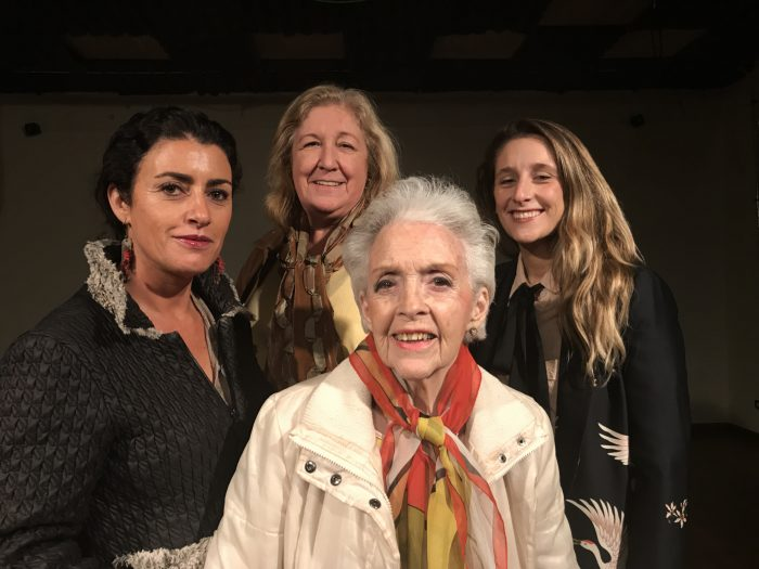 La obra sobre las abuelas que ponen una bomba el día del cambio de mando para borrar a la clase política