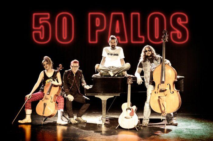 Jarabe de Palo incluye Chile en su su gira '50 Palos'
