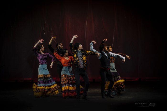 Desde España llega a Chile el flamenco de Jesús Carmona con su espectáculo IMPETU´S