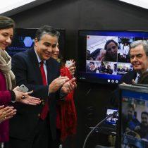 [FOTOS] Inauguran el Laboratorio Tecnológico de Telecomunicaciones en el Liceo Industrial Ramón Barros Luco