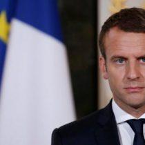 Macron enfrenta su primera crisis política: renuncian cuatro ministros en tres días