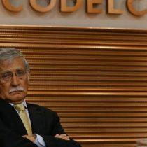 El lobby de Oscar Landerretche para que Nelson Pizarro siga como presidente ejecutivo de Codelco