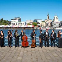 El violinista italiano Emmanuele Baldini debuta en Santiago como nuevo director musical de la Orquesta de Cámara de Valdivia