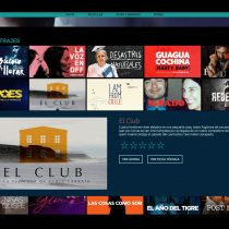 Lanza plataforma web con catálogo gratuito de películas y documentales chilenos
