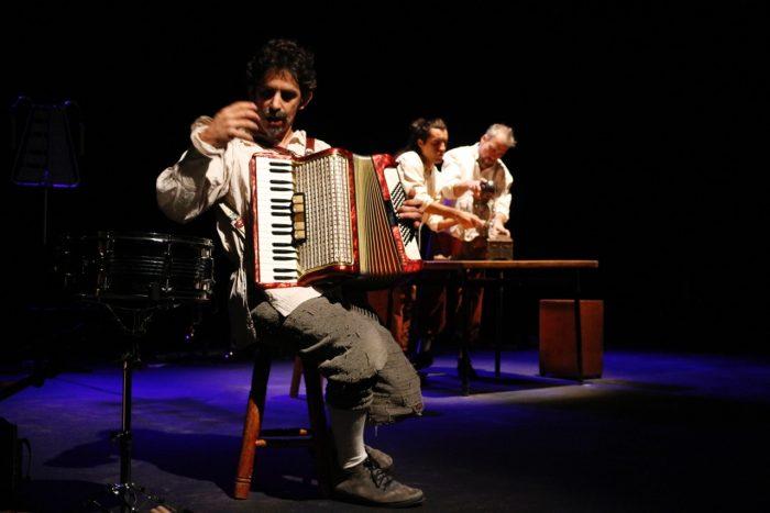 Ciclo Los Grandes del Teatro Chileno en Teatro Municipal de Las Condes