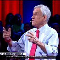 Beatriz Sánchez califica de escandalosa la defensa que hizo Piñera a sus ex colaboradores Longueira y Wagner en