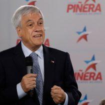 Piñera busca voto liberal y se abre a permitir adopción por parte de personas homosexuales