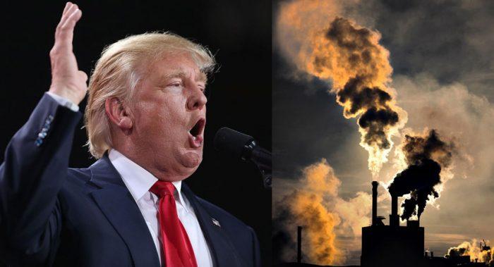 Trump anuncia hoy salida o permanencia de EE.UU. en Acuerdo de París