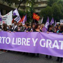 Chilena en España relata cómo mujeres acceden a un aborto libre, seguro y gratuito