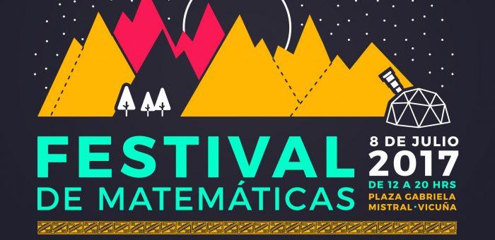 Festival de Matemáticas en Plaza Gabriela Mistral Vicuña