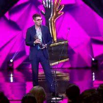 """Alex Anwandter, el ganador de los Pulsar: """"Me ha anonadado la falta de mujeres en este escenario"""""""
