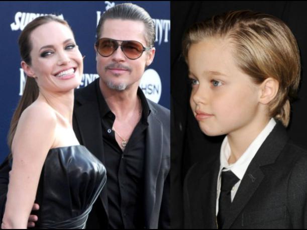 Shiloh, el hijo transgénero de Angelina Jolie y Brad Pitt comienza su tratamiento hormonal