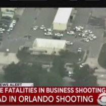 Tiroteo en Orlando: al menos seis personas fallecidas
