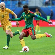Camerún y Australia empatan y ven complicada su clasificación a las semifinales de la Copa Confederaciones