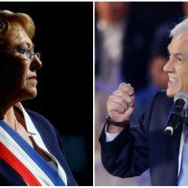 Bachelet versus Piñera: el auténtico round final