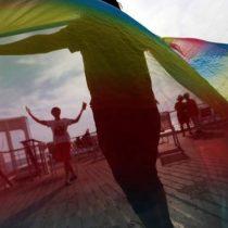 [VIDEO] Bodas simbólicas en alta mar para acabar con el estigma de los LGTB en China