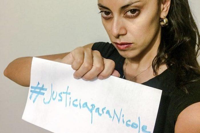 #JusticiaParaNicole