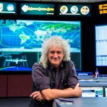 Brian May, músico de Queen y astrofísico:
