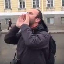 [VIDEO] Buscando chilenos en Rusia