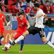 Chile empata 1-1 con Alemania y la clasificación queda en compás de espera hasta el domingo