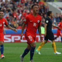 [VIDEO] Un deslucido Chile cumple con lo justo y clasifica a semifinales de la Copa Confederaciones