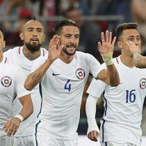 Chile empata 1-1 con Rusia en primer amistoso de cara a la Copa Confederaciones