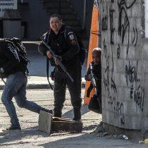 [VIDEO] Tiroteo en favela