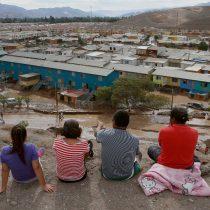 Suspenden clases en Atacama por pronóstico de lluvia