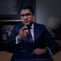 [VIDEO] El político mexicano que plagió un discurso de Frank Underwood y que no pasó desapercibido para Netflix