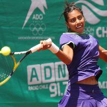 Tenis: Daniela Seguel conquista el título del ITF de Barcelona