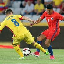 De más a menos: Chile cae 3-2 ante Rumania en deslucido amistoso en la antesala de la Confederaciones