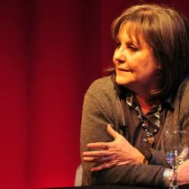Conversatorio con Diamela Eltit en Librería del GAM