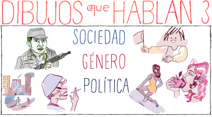 """El Tercer Encuentro Internacional """"Dibujos Que Hablan"""" ya abrió su convocatoria"""