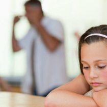 Cómo los divorcios conflictivos pueden afectar la salud de los hijos